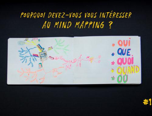 Le mind mapping. Pourquoi vous devriez vous y intéresser ? #1