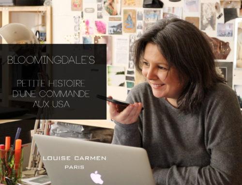[ Making-of ] Bloomingdale's, l'histoire d'une commande pour les USA