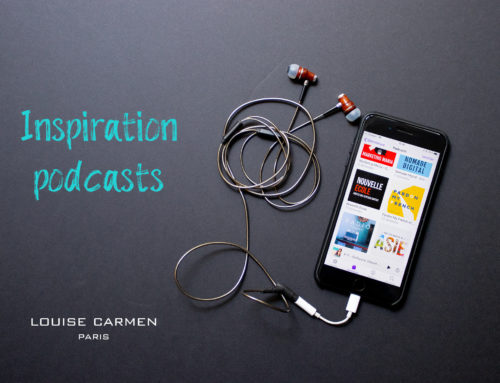 Inspiration podcasts by Louise Carmen